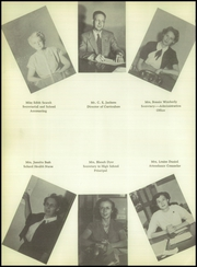 Page 10, 1954 Edition, Lovington High School - Wildcat Yearbook (Lovington, NM) online yearbook collection