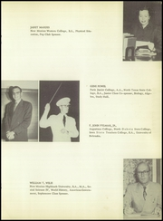 Page 17, 1954 Edition, Lovington High School - Wildcat Yearbook (Lovington, NM) online yearbook collection