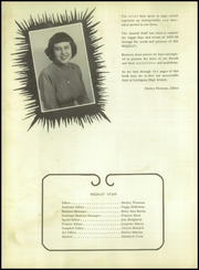 Page 6, 1954 Edition, Lovington High School - Wildcat Yearbook (Lovington, NM) online yearbook collection