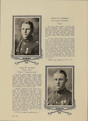 Page 12, 1926 Edition, New Mexico Military Institute - Bronco Yearbook (Roswell, NM) online yearbook collection