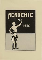 Page 7, 1926 Edition, New Mexico Military Institute - Bronco Yearbook (Roswell, NM) online yearbook collection