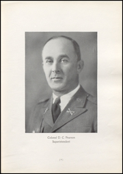 Page 13, 1935 Edition, New Mexico Military Institute - Bronco Yearbook (Roswell, NM) online yearbook collection