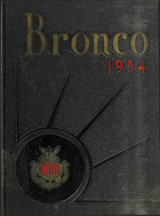 New Mexico Military Institute - Bronco Yearbook (Roswell, NM) online yearbook collection, 1954 Edition, Page 1