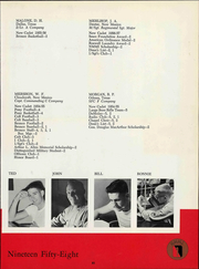 Page 91, 1958 Edition, New Mexico Military Institute - Bronco Yearbook (Roswell, NM) online yearbook collection