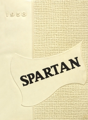 1958 Edition, Bernalillo High School - Spartan Yearbook (Bernalillo, NM)