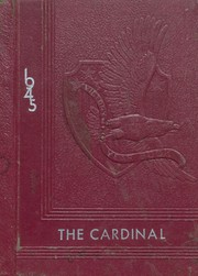 Eunice High School - Cardinal Yearbook (Eunice, NM) online yearbook collection, 1945 Edition, Page 1