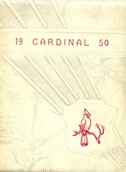 Eunice High School - Cardinal Yearbook (Eunice, NM) online yearbook collection, 1950 Edition, Page 1
