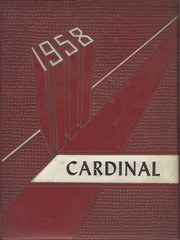 Page 1, 1958 Edition, Eunice High School - Cardinal Yearbook (Eunice, NM) online yearbook collection