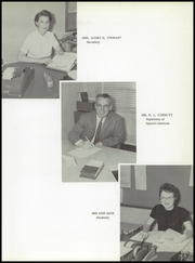 Page 11, 1958 Edition, Eunice High School - Cardinal Yearbook (Eunice, NM) online yearbook collection