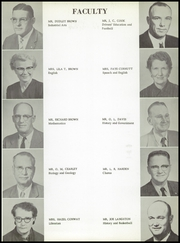 Page 15, 1958 Edition, Eunice High School - Cardinal Yearbook (Eunice, NM) online yearbook collection