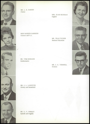 Page 16, 1960 Edition, Eunice High School - Cardinal Yearbook (Eunice, NM) online yearbook collection