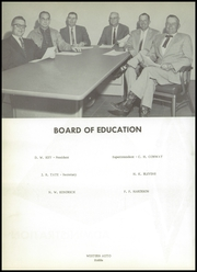 Page 8, 1960 Edition, Eunice High School - Cardinal Yearbook (Eunice, NM) online yearbook collection