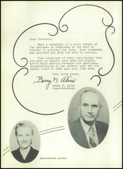 Page 16, 1953 Edition, Clayton High School - Yellow Jacket Yearbook (Clayton, NM) online yearbook collection