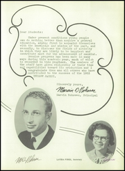 Page 17, 1953 Edition, Clayton High School - Yellow Jacket Yearbook (Clayton, NM) online yearbook collection