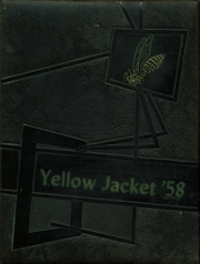 1958 Edition, Clayton High School - Yellow Jacket Yearbook (Clayton, NM)