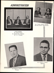 Page 12, 1957 Edition, Pojoaque Valley High School - Elk Yearbook (Santa Fe, NM) online yearbook collection