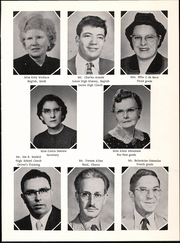 Page 15, 1957 Edition, Pojoaque Valley High School - Elk Yearbook (Santa Fe, NM) online yearbook collection