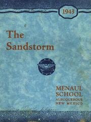 Page 1, 1943 Edition, Menaul School - Sandstorm Yearbook (Albuquerque, NM) online yearbook collection