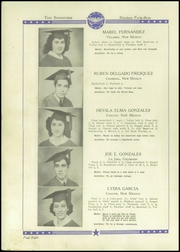 Page 10, 1943 Edition, Menaul School - Sandstorm Yearbook (Albuquerque, NM) online yearbook collection