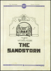 Page 3, 1943 Edition, Menaul School - Sandstorm Yearbook (Albuquerque, NM) online yearbook collection