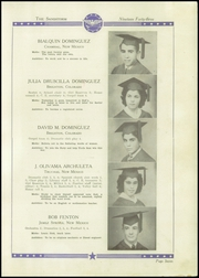 Page 9, 1943 Edition, Menaul School - Sandstorm Yearbook (Albuquerque, NM) online yearbook collection