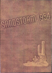 1954 Edition, Menaul School - Sandstorm Yearbook (Albuquerque, NM)