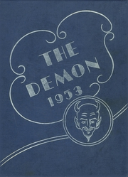 Page 1, 1953 Edition, Dexter High School - Demon Yearbook (Dexter, NM) online yearbook collection