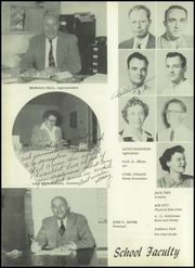 Page 10, 1953 Edition, Dexter High School - Demon Yearbook (Dexter, NM) online yearbook collection