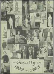 Page 12, 1953 Edition, Dexter High School - Demon Yearbook (Dexter, NM) online yearbook collection