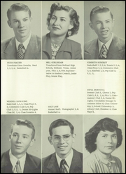 Page 15, 1953 Edition, Dexter High School - Demon Yearbook (Dexter, NM) online yearbook collection