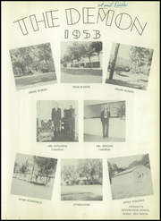 Page 7, 1953 Edition, Dexter High School - Demon Yearbook (Dexter, NM) online yearbook collection