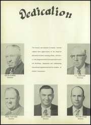 Page 8, 1953 Edition, Dexter High School - Demon Yearbook (Dexter, NM) online yearbook collection