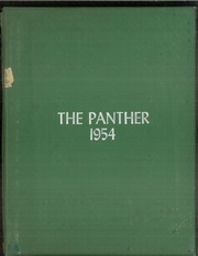 1954 Edition, Animas High School - Panther Yearbook (Animas, NM)