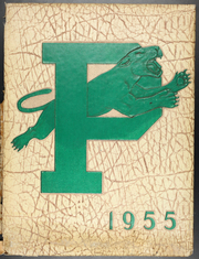1955 Edition, Animas High School - Panther Yearbook (Animas, NM)