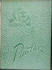 1956 Edition, Animas High School - Panther Yearbook (Animas, NM)