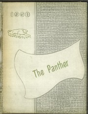 1958 Edition, Animas High School - Panther Yearbook (Animas, NM)