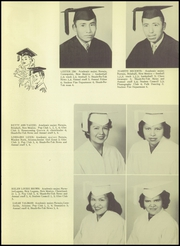 Page 15, 1953 Edition, Wingate High School - Navajo Trail Yearbook (Fort Wingate, NM) online yearbook collection