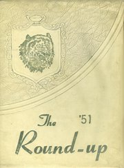 1951 Edition, Cloudcroft High School - Bear Yearbook (Cloudcroft, NM)