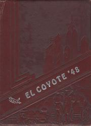 Page 1, 1948 Edition, Tatum High School - El Coyote Yearbook (Tatum, NM) online yearbook collection