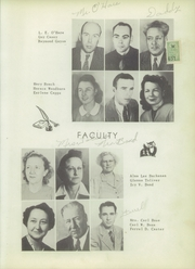 Page 17, 1948 Edition, Tatum High School - El Coyote Yearbook (Tatum, NM) online yearbook collection