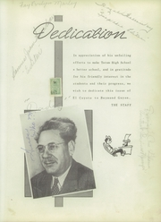 Page 9, 1948 Edition, Tatum High School - El Coyote Yearbook (Tatum, NM) online yearbook collection