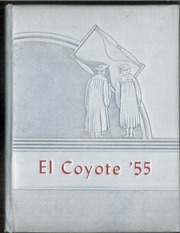 Tatum High School - El Coyote Yearbook (Tatum, NM) online yearbook collection, 1955 Edition, Page 1