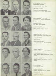 Page 15, 1958 Edition, Tatum High School - El Coyote Yearbook (Tatum, NM) online yearbook collection