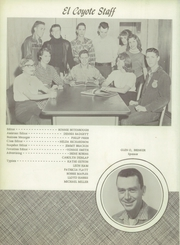 Page 6, 1958 Edition, Tatum High School - El Coyote Yearbook (Tatum, NM) online yearbook collection