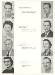 Page 13, 1959 Edition, Tatum High School - El Coyote Yearbook (Tatum, NM) online yearbook collection