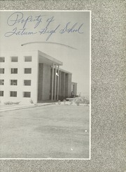 Page 3, 1959 Edition, Tatum High School - El Coyote Yearbook (Tatum, NM) online yearbook collection
