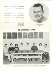 Page 6, 1959 Edition, Tatum High School - El Coyote Yearbook (Tatum, NM) online yearbook collection