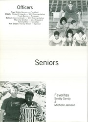 Page 14, 1987 Edition, Tatum High School - El Coyote Yearbook (Tatum, NM) online yearbook collection