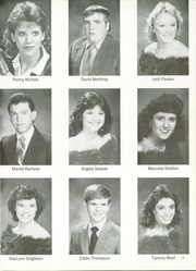 Page 17, 1987 Edition, Tatum High School - El Coyote Yearbook (Tatum, NM) online yearbook collection