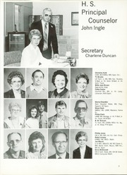 Page 7, 1987 Edition, Tatum High School - El Coyote Yearbook (Tatum, NM) online yearbook collection